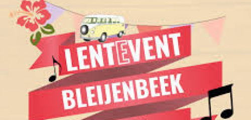 Lentevent Bleijenbeek